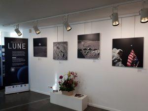 Exposition Lune - Sciences en lumière 2018