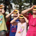 Observation du Soleil avec les Viséclipses