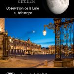 Affiche On the Moon Again Place Stanislas