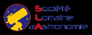 Logo SLA fond transparent avec texte à droite